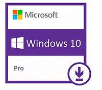Windows 10 Профессиональная, 64bit, ОЕМ (ключ)