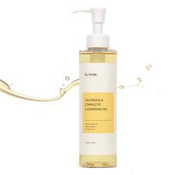 Гідрофільна олія з екстрактом календули Iunik Calendula Complete cleansing oil