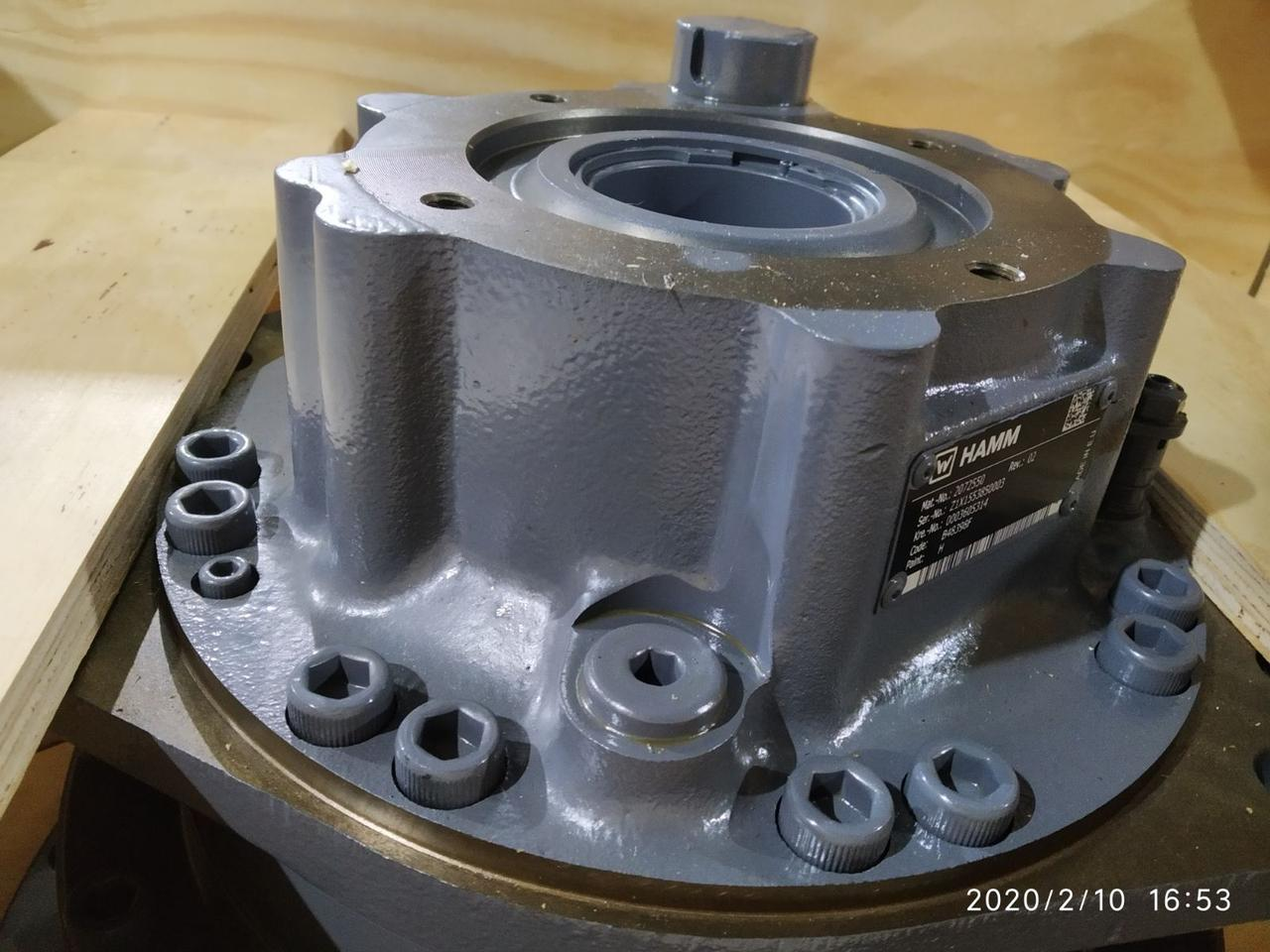 Гидромотор для катка HAMM