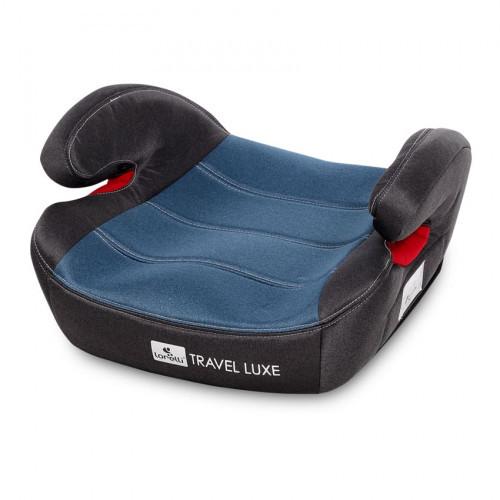 Детское автокресло Lorelli Travel Luxe Isofix blue (15-36 кг)