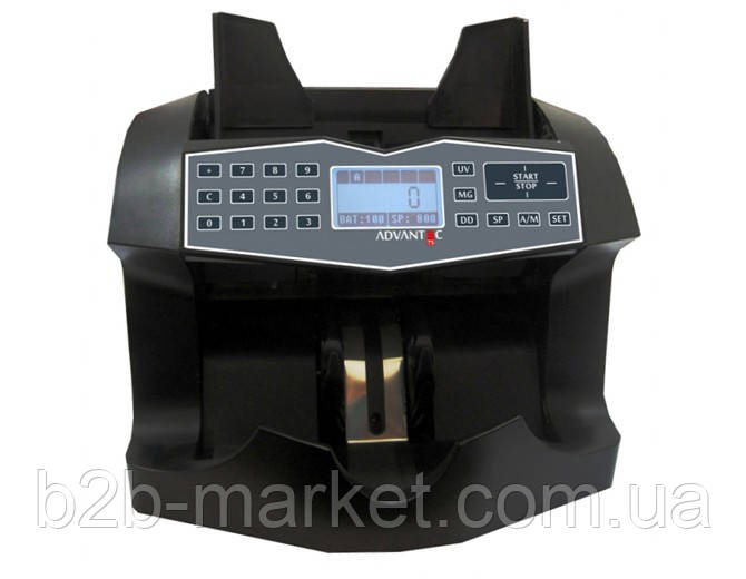 Лічильник валют Cassida Advantec 75 SD/UV