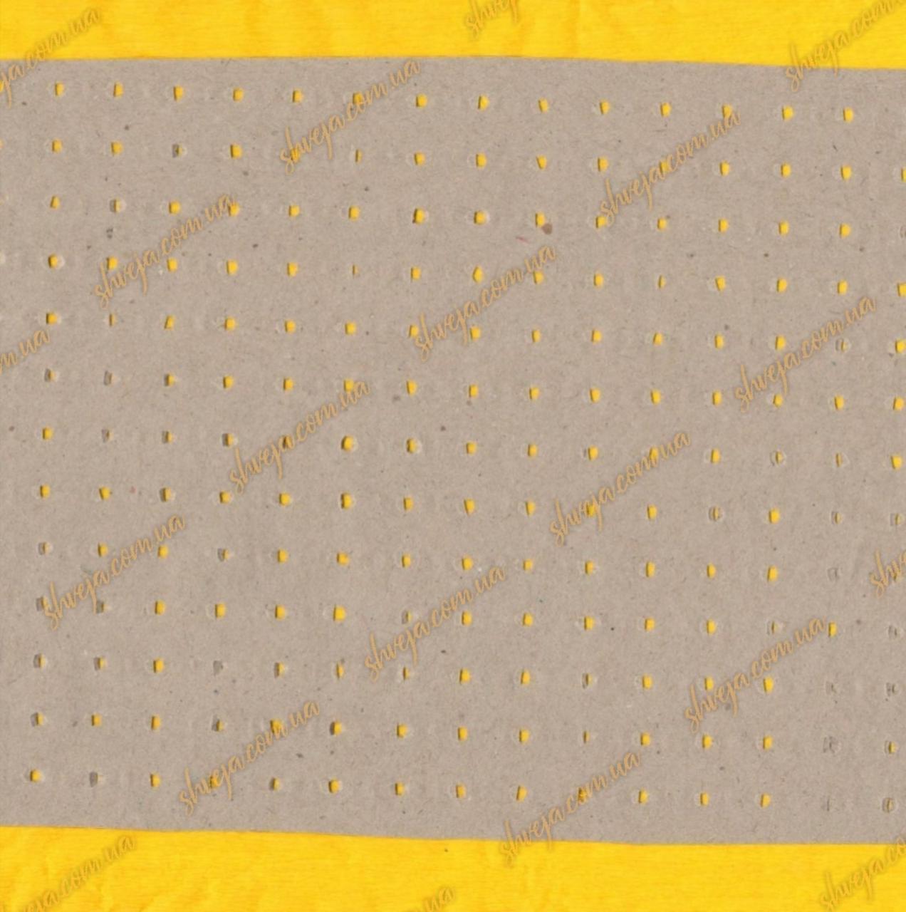 Папір під настил перфорований крафт 195см /80г