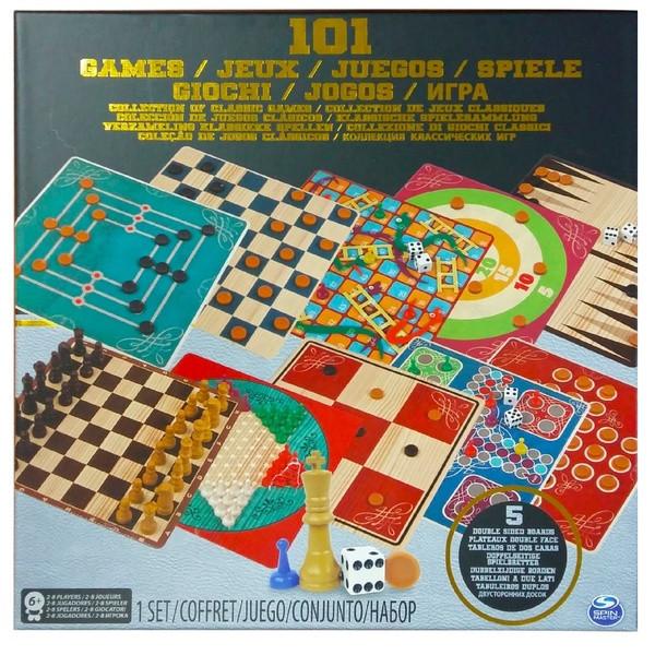 Spin Master Набор 101 игра (Уценка)