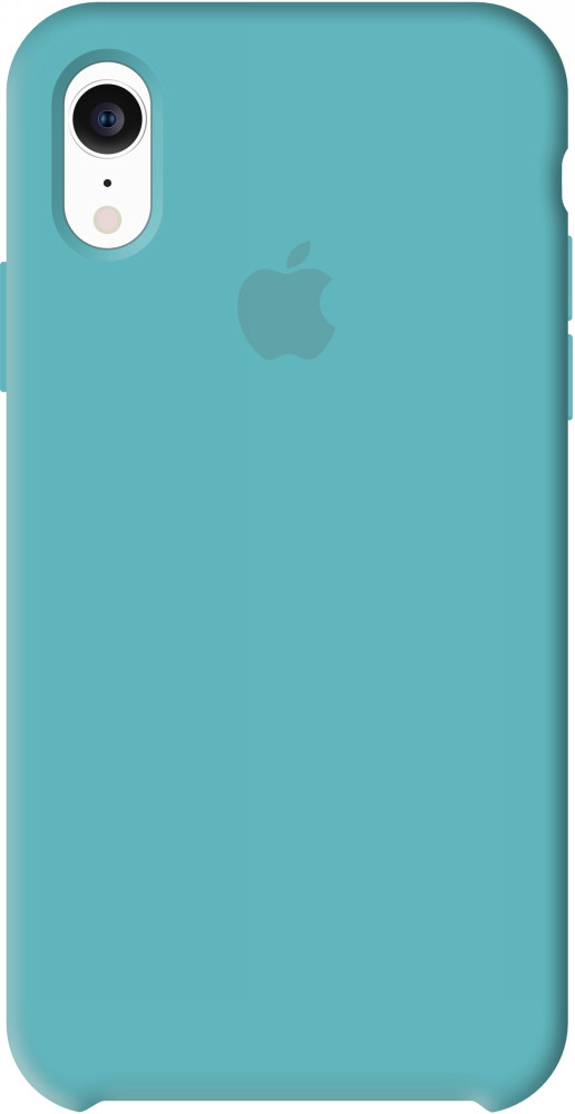 Apple silicon case iPhone XR