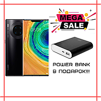 Мобильный телефон Huawei Mate 30 Pro, черный.