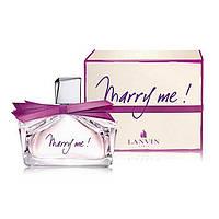 Женская парфюмироанная вода Lanvin Marry Me 100 мл