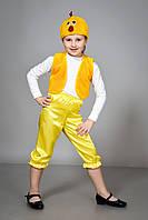 Карнавальный детский костюм Цыпленок