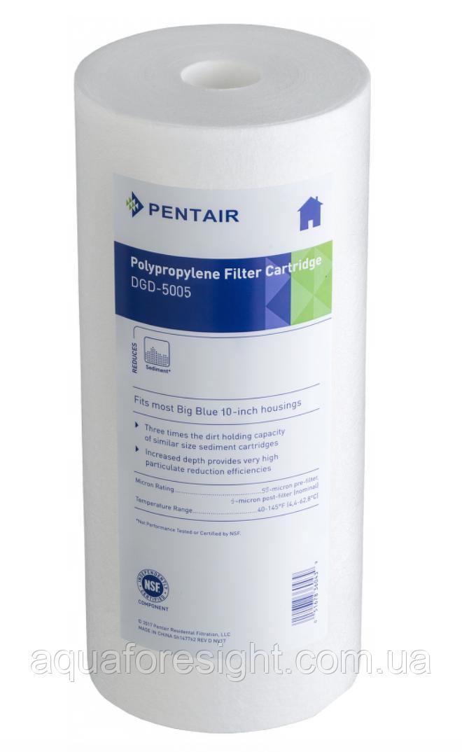 Картридж из двухслойного полипропилена Pentek DGD-5005 BB