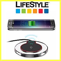 Беспроводная зарядка для телефон K9 QI Wireless Charger
