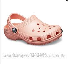 Crocs Kids Classic Clog дитячі для дівчаток