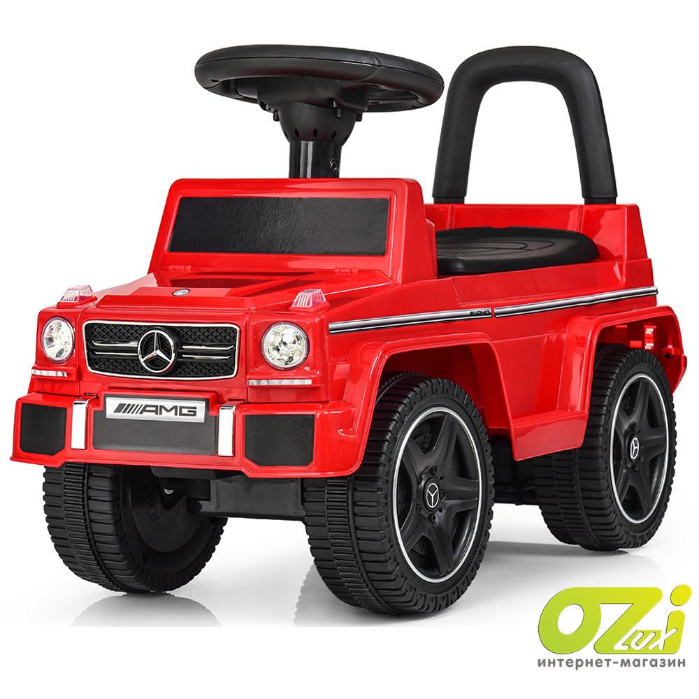 Детская машинка-каталка Mercedes-Benz G 63 AMG JQ663-3