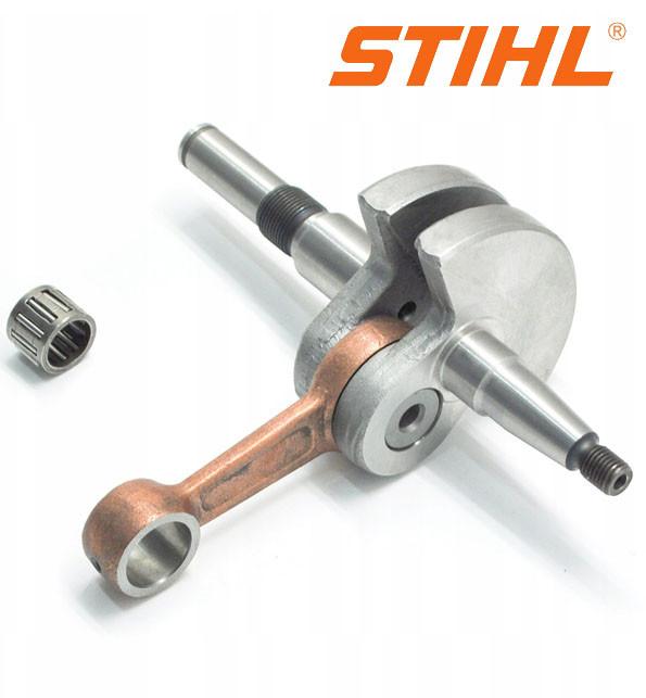 Коленвал Original для Stihl FS 55, 45, 38