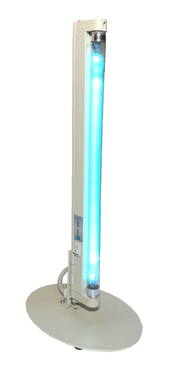ОБН 1х8 (ДРБ-8) Светильник настольный (с лампой)
