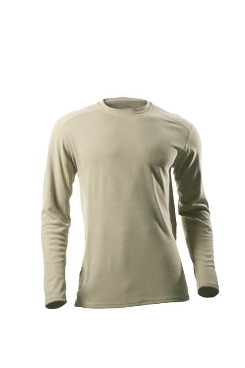 Drifire Long Sleeve Heavyweight Shirt 20000176 DF2-245LS (негорюче/вогнетривке) XX-Large, Чорний