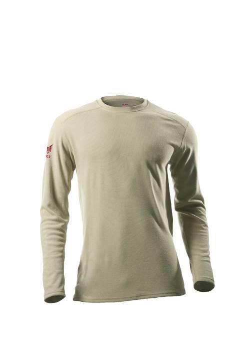 Оригинал Огнеупорное осеннее термобелье Drifire Long Sleeve Mid Weight Mod/Cotton Shirt 20000066CM XXXX-Large