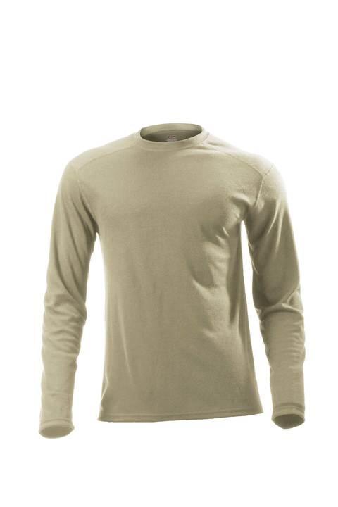 Оригинал Огнеупорное зимнее термобелье Drifire Long Sleeve Heavyweight Shirt 20000174 DF2-240LS Medium Tall,