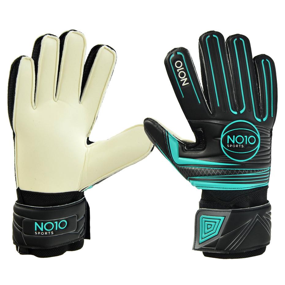 Перчатки вратарские NO10 Replica Black