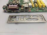 Материнская плата LGA775 Jetway P4M9MP с видеокартой S3 Graphics UniChrome Pro, фото 2