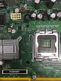 Материнская плата LGA775 Jetway P4M9MP с видеокартой S3 Graphics UniChrome Pro, фото 3