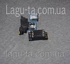Реле промежуточное контактор MY4N-J 5A, фото 3