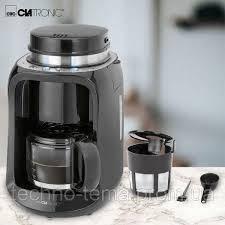 Кавоварка-кавомолка CLATRONIC KA 3701