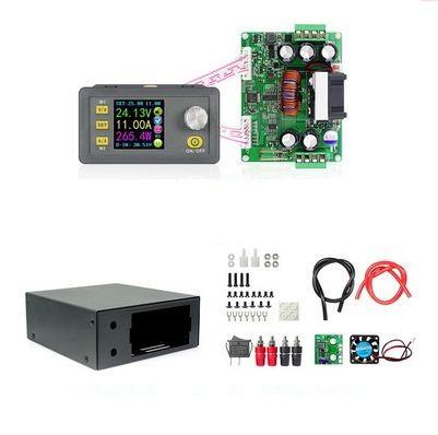 Набор для сборки ЛБП DPS3012, корпус C1 (понижающий DC-DC программируемый источник питания 0-32