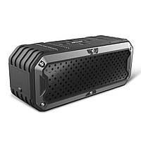 Портативная колонка ZEALOT S6 Black блютуз динамик 6 Вт Bluetooth 4 Power Bank 4000 mAh