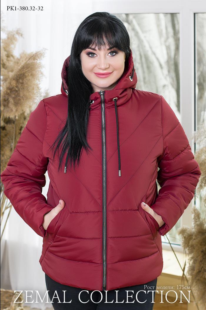 Куртка PK1-380.32 большие размеры