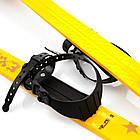 Дитячі лижі 90 см з палицями і кріпленнями Vikers Польща для дітей, фото 7