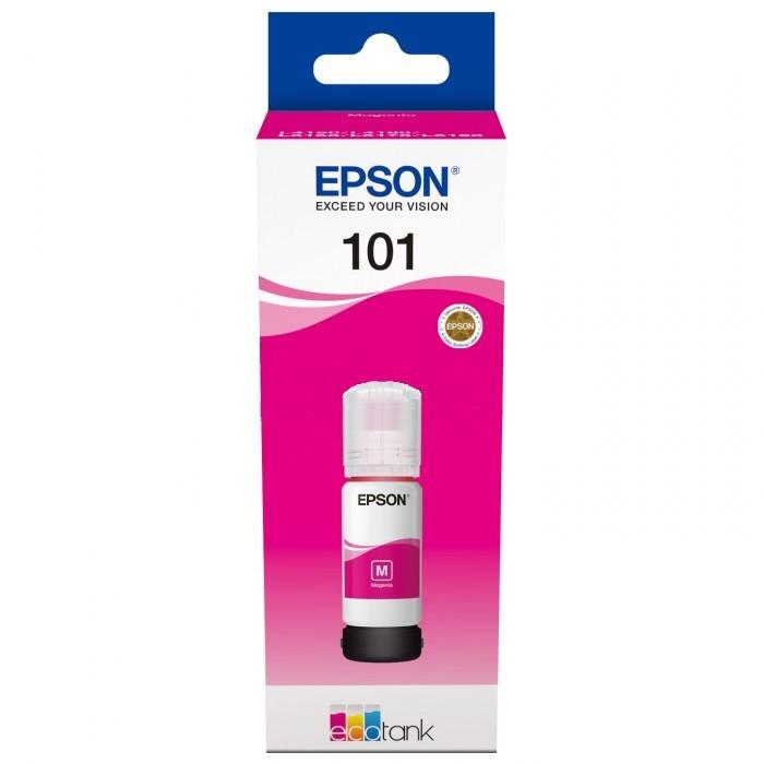Чернила EPSON L4xxx / L6xxx Magenta C13T03V34A