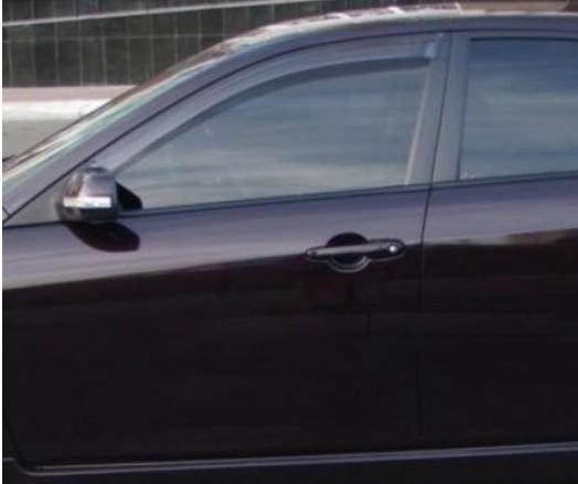 Ветровики передние 2 двери Mazda 6 2008-2013 хетчбек/седан
