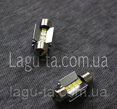 Светодиодная лампа 12 в. 30 мм.