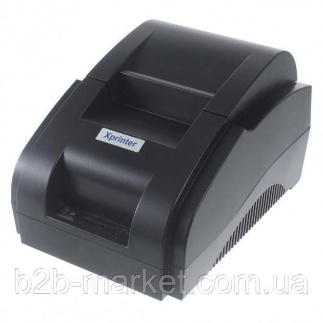 Принтер чеков Xprinter 58IIH (USB)