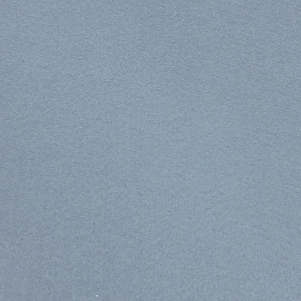 Фетр корейский мягкий 1.2 мм, 22x30 см, ТЕМНО-СЕРЫЙ