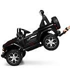 Детский электромобиль Jeep Wrangler M 4176EBLR-2 черный, фото 9