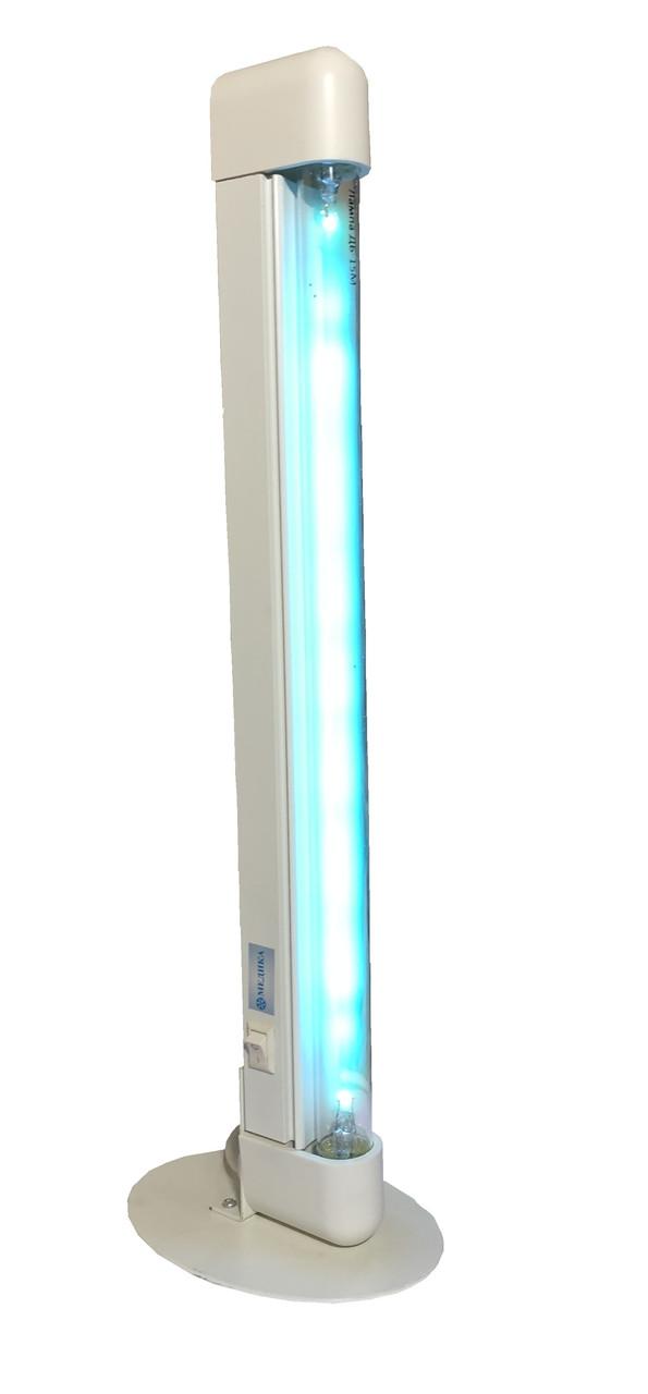 ОБН 1х15(TUV-15) Светильник настольный(с лампой)