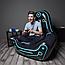 Надувное велюр-кресло Intex Air Furniture 75077, фото 5