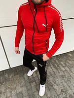 Мужской модный спортивный костюм, двунитка (две модели)