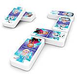 Настільна гра: доміно Крижане серце 2 (у жерстяній коробці) Spin Master (SM98408/6053258), фото 3