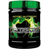 Глютамин Scitec L-Glutamine 300 г