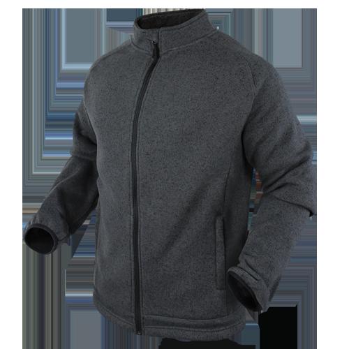 Оригинал Флисовая кофта Condor Matterhorn Fleece 101050 Small, Graphite (Сірий)