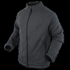 Оригинал Флисовая кофта Condor Matterhorn Fleece 101050 Small, Чорний