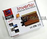 Инвертор автомобильный UKC Inverter I-Power SSK 500W, фото 4