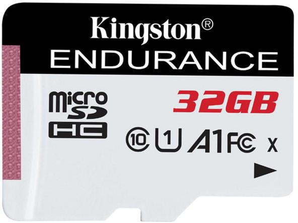 Флешка microSDHC 32GB Kingston High Endurance Class 10 UHS-I U1 A1 (SDCE / 32GB)
