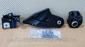 Mercedes C W204 W 204 фара права кріплення вуха кронштейни фари правою нові оригінал 3 штуки