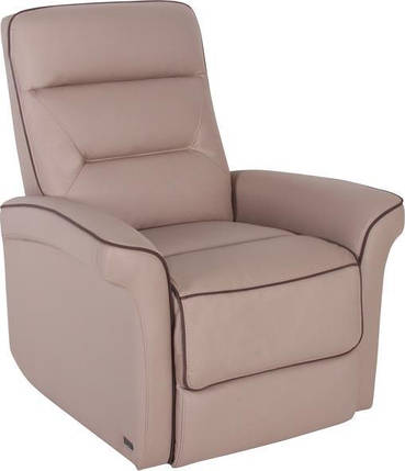 Кресло электро-реклайнер DM-03002 ткань бежевый TM Bellini, фото 2