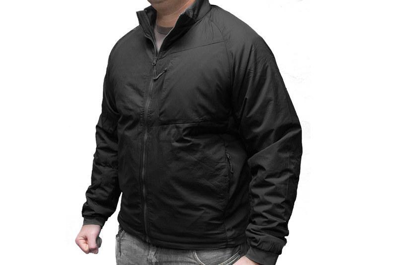 Оригинал Зимняя тактическая куртка Condor Nimbus Light Loft Jacket (PrimaLoft™60G) 101097 Small, Graphite