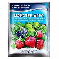 Удобрение MASTER для ягодных культур 100 гр