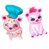 Игровой набор кукла Enchantimals Друзья с пекарни Поросенок  FJJ28, фото 2