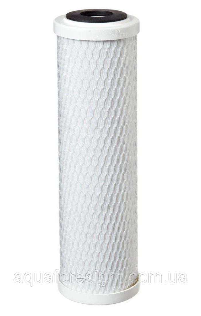 Элемент фильтрующий из прессованного угля с серебром Pentek CBC-10
